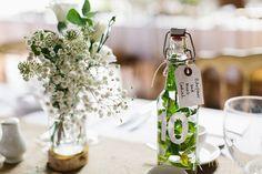 Elderflower and mint cordial
