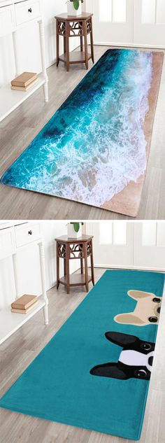 fall decor ideas:Flannel Skid Resistance Water Absorb Carpet [L] My New Room, My Room, Casa Kids, Bath Rugs, Home Living, Beach Print, Home Improvement, Sweet Home, Room Decor
