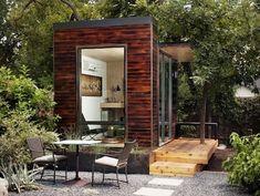 home office   Werken in ten kantoor van 9m² ?