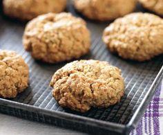 Classic Oatmeal Cookies – Makes 30. #recipe #comfort #food