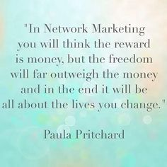Great quote and so true. See how joining Plexus can change your life today. Ambassador #372445 www.plexusslim.com/merindajennerman