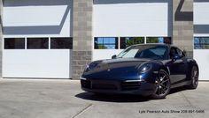 Hey look it's NOT a silver Porsche!