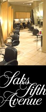 The Salon at Saks. #AustinTidbits #TidbitsTreats
