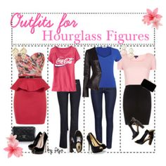 outfits for hourglass figures