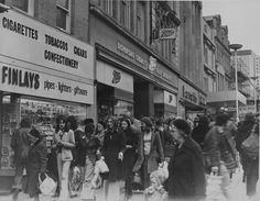 Northumberland Street 1970's