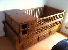 Cuna multiple cuja - Muebles Wood