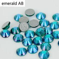 flatback white crystal ab Iron on Hotfix rhinestones stones crystals for clothes | eBay