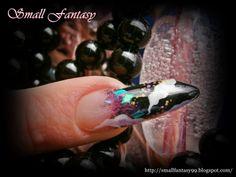 SmallFantasy: Continued:  Edge nail Design