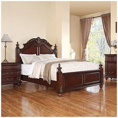 Shop For A Coastal View 5 Pc Queen Bedroom At Rooms To Go