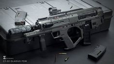Sci Fi Weapons, Concept Weapons, Stark Industries, Future Weapons, Arte Cyberpunk, Design Research, Futuristic Design, Cool Guns, Military Weapons