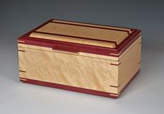 Jewelry & Keepsake Boxes - Wood'n It Be Nice, LLC