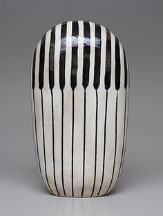 Jun Kaneko, Dango 12-11-08  2012, Glazed Ceramic