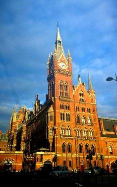 St. Pancras, London