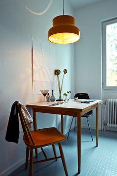 Kök matbord stol växt