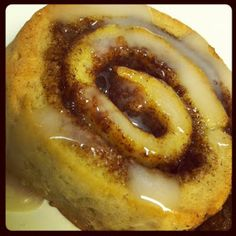 Gluten Free Cinnamon Rolls using Pamela's baking mix... if this works I am in trouble!!