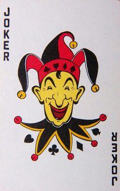 Joker Card - Grinning by Takes-Pics-N-runs on DeviantArt Heath Ledger, Custom Playing Cards, Vintage Playing Cards, Joker Card Tattoo, Jester Tattoo, Joker Playing Card, Jokers Wild, Art Alevel, Card Drawing
