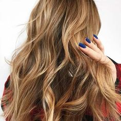 21 Chic Blonde Balayage Looks for Fall and Winter – StayGlam Blonde Balayage Highlights, Balayage Hair Brunette Long, Balayage Hair Caramel, Blond Ombre, Hair Color Balayage, Hair Lights, Light Hair, Dark Hair, Petite Blonde