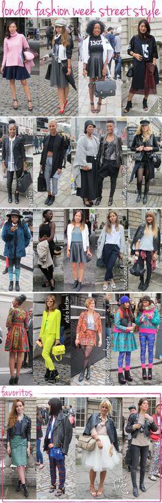 London fashion week, street style, fotos, looks, estilo, londres, semana de moda, LFW