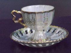 Vintage, Teacup set