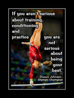This motivational artwork is printed to order on heavy weight gloss photo paper, inserted in a 100% archival safe, acid-free clear sleeve and carefully packaged in flat mailer to ensure safe delivery.    The print is ready for you to frame. It would make a great gift for an aspiring gymnast or Shawn Johnson fan.    Buy with confidence. I stand behind everything I sell. If you are not satisfied with any aspect of your purchase please let me know so I can resolve your unmet expectations…