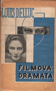 Karel Teige - Cover for Filmová dramata