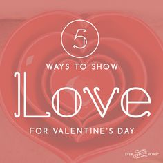 What if this Valentine's Day you make a commitment to display sacrificial affection to someone around you who really needs it? Here are 5 ways to practically offer love to someone in need during this season focused on romance.