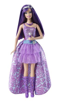 barbie dolls | Barbie™ The Princess & the Popstar Keira™ Doll-2
