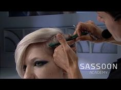 VİDAL SASSOON ACADEMY...............HAİRCUT - YouTube