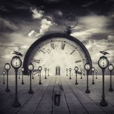 time watches dark art - Google zoeken