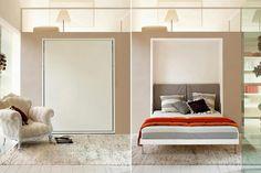 I <3 murphy beds
