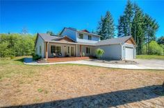 800 E Mcmickin Rd, Shelton, WA 98584 | MLS #969078 - Zillow Washington Houses, Home And Family, Shed, Outdoor Structures, Building, Buildings, Sheds, Architectural Engineering, Tool Storage