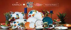 Bizi Unutma! - Yemek Takımları - Ev Aletleri - Ev Tekstili - Mutfak Ürünleri - Karaca My Design, Plates, Tableware, Kitchen, Licence Plates, Cucina, Plate, Dinnerware, Cooking