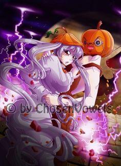 Pumpkin by chosenvowels