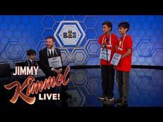 Jimmy Kimmel Live: 13th Annual Jimmy Kimmel Live Spelling Bee