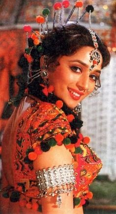 Indian Bollywood Actress, Bollywood Girls, Bollywood Stars, Indian Actresses, Madhuri Dixit Hot, Exotic Women, Most Beautiful Indian Actress, Brown Girl, Timeless Beauty