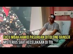 Heboooh !!! Banser Misterius Ini Tiba2x Menolong Cucu Mbah Hamid Pasuruan dari Kέcέl△k△△n Youtube, Youtube Movies