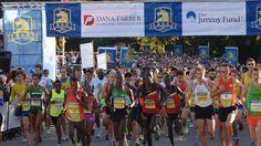 October 13, 2013: B.A.A. Half Marathon http://www.baa.org/races/half-marathon.aspx
