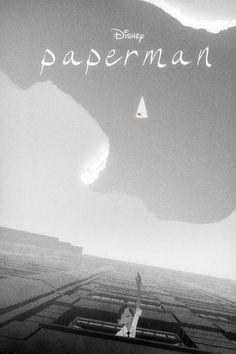New short called Paperman. After La Luna I'm kind of excited.