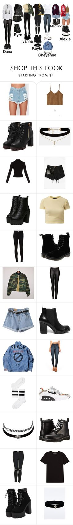 """Independent performing at the Mohegan Sun Arena"" by independent-official ❤ liked on Polyvore featuring Goroke, ASOS, Haider Ackermann, WithChic, Burberry, AG Adriano Goldschmied, Dr. Martens, Topshop, VFiles and Steve Madden"