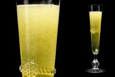 champagne cocktails on Pinterest | Sparkling Wine, Champagne and ...