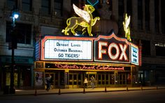 Fox Theater  by Steve Pepple on 500px