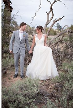Oasis in the Desert Styled Shoot | Allure Bridals romance style 2716 still my favorite dress!