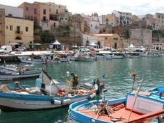 Trapani, Sicily. So pretty!