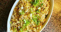 Fried Rice, Fries, Chinese, Ethnic Recipes, Food, Essen, Meals, Nasi Goreng, Yemek