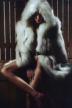 vintage fur - Google Search