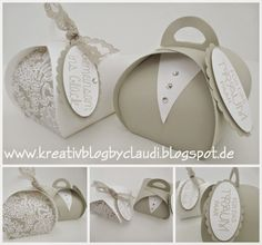 Curvy Keepsake Box die thinlit...lovely wedding decorations