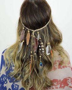 Every girl desires to look beautiful in public gatherings, parties, and different get-togethers. But how you can make possible for you? well, adopting an exceptional look is now a game of your fingertips. Just go with this alluring bohemian style design in your hairstyle and have a great queen-like feeling.