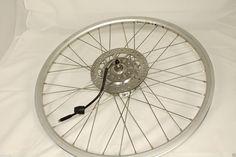 "Vorderrad Motor 26"" E-Bike Pedelec /Disc /Speichen 2,34mm Exal 19 / Hall | eBay"