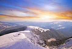 Photo aérienne de Le Hohneck - Vosges (88)
