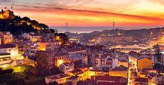 Lisboa em outubro #viagem #lisboa #portugal